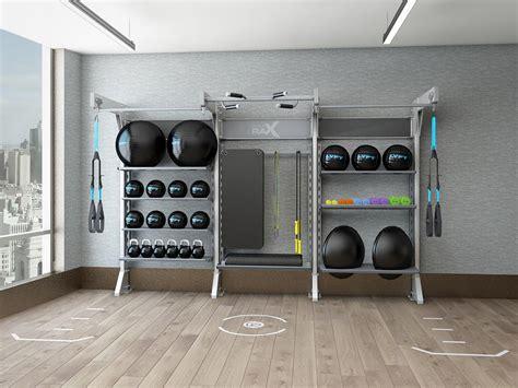 design gym rax trx storage and suspension training gym rax 174 storage evolved suspension training