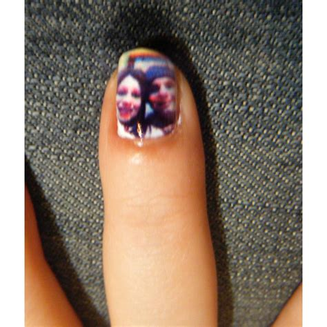imagenes uñas decoradas postizas u 241 as postizas decoradas con tus fotos 150 0 ladykoko