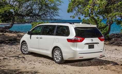 toyota minivan 2015 2015 minivan autos weblog