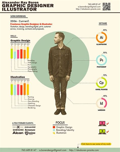 Resume Samples For Designers by 1212 Best Images About Infographic Visual Resumes On Pinterest