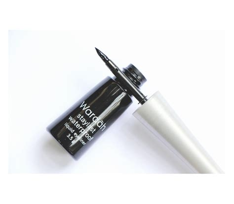 Staylast Liquid Eyeliner Wardah halal cosmetics singapore wardah eyexpert staylast liquid eyeliner more brands available