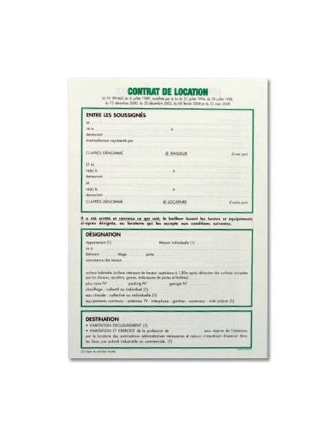 contrat de location chambre meubl馥 chez l habitant contrat location meublee charges location meubl e