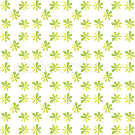 floral texture pattern vector seamless green flower for gift box christmas pattern