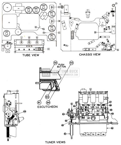 1951 buick latch wiring diagrams wiring diagrams