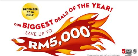 perodua new year promotion perodua year end discount promotion 2016 187 my best car