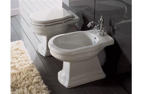 Bidet Bathroom Fixture Wc Made Of Ceramic With Bidet And Toilet Seat Idfdesign