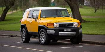 Toyota Fj Cruiser Reviews 2016 Toyota Fj Cruiser Review Caradvice