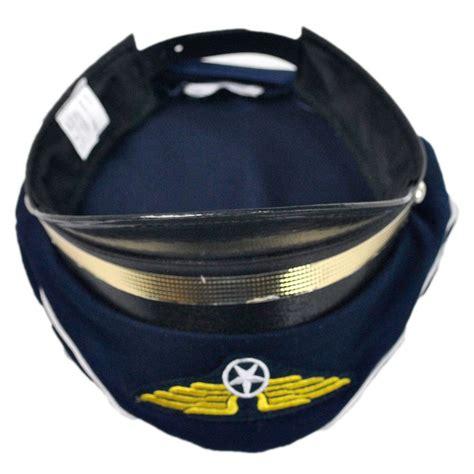 b2b adult cotton pilot hat novelty