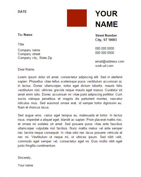 docs templates cover letter 10 docs templates free word excel documents