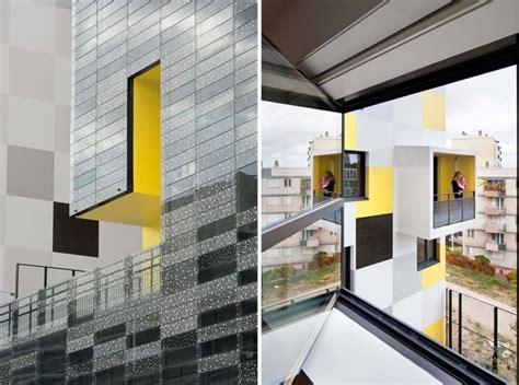 designboom apartment nanterre apartment blocks by x tu