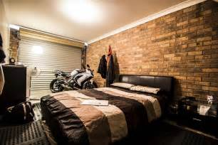 Garage Bedroom | converted garage bedroom interior ideas pinterest
