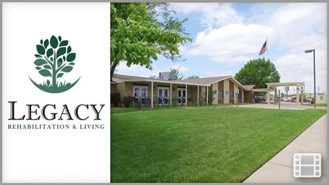 legacy rehabilitation and living nursing home rehab