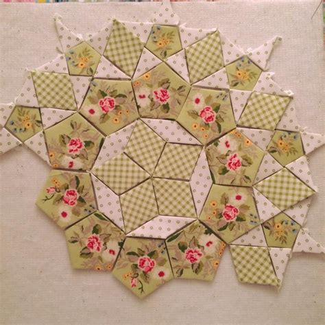 Paper Piecing Patchwork - paper piecing bolsas paper