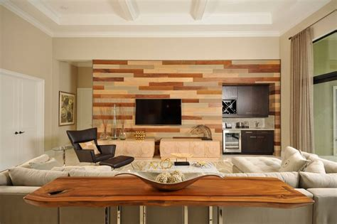 wood walls in living room friendlywall wood paneling contemporary living room
