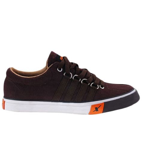 sparx shoes sparx brown sneaker shoes buy sparx brown sneaker shoes