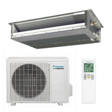 Ac Daikin Ceiling Concealed daikin 12 000 btu 15 5 seer heat air conditioner