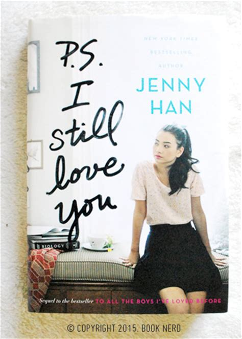 Han Ps I Still You if is like a possession maybe my l by han