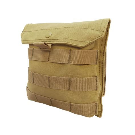 Accessories Pouch molle tactical utility side plate pouch utility accessory pouch molle pouch