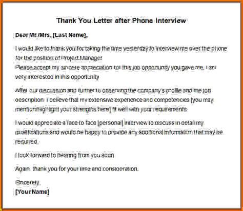 Thank You Letter After Phone Via Email 9 Awesome Thank You Letter After Lease Template