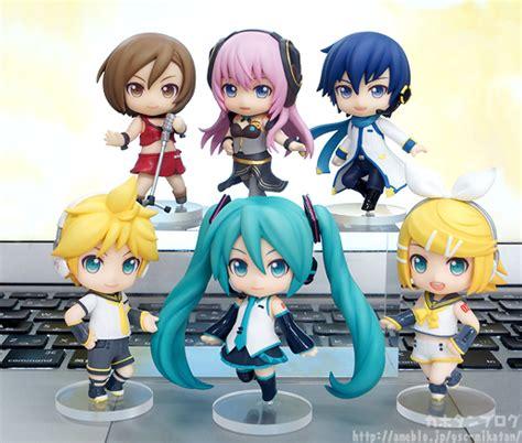 Vocaloid Petit Renewal Len Nendoroid Hatsune Miku Renewal Kahotan S