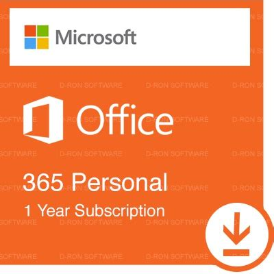 1 Year Membership qoo10 genuine microsoft office 365 personal 1 year subscription 1 pc mac 1 computer