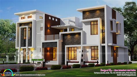home design interior design contemporary home designs fresh kerala contemporary home