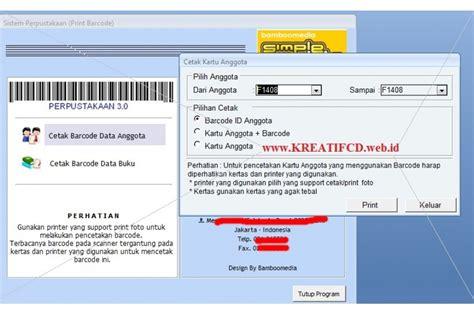 Software Untuk Perpustakaan software aplikasi perpustakaan 3 0