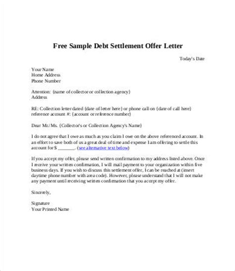 template for debt collection letter debt letter template 7 free word pdf format