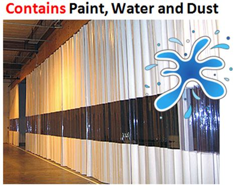 prep station curtains paint and spray booth curtains akon curtain and dividers