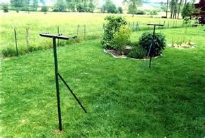 etendoir 224 linge de jardin plastifi 233 castorama