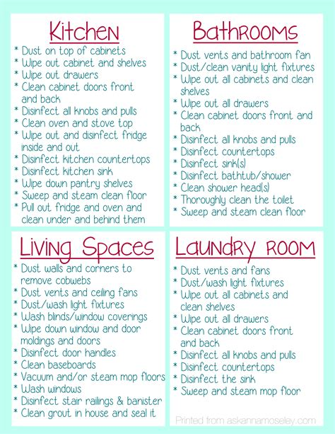 kitchen checklist for first home best 25 checklist for moving house ideas on pinterest