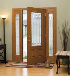 Cheap Wood Front Doors Cheap Entry Doors With Sidelights Ideas