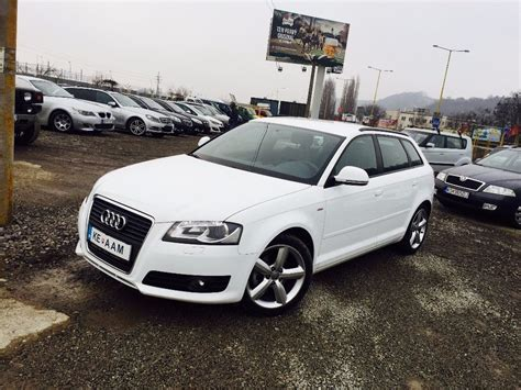 Audi A3 Sportback 2 0 Tdi S Line by Audi A3 Sportback 2 0 Tdi Attraction S Tronic S Line