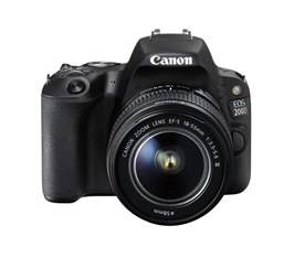 canon dslr canon reveals the eos 200d as its lightweight dslr