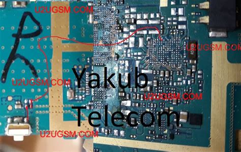 Ic Power Samsung J1 samsung galaxy j1 ace j110 power button not working