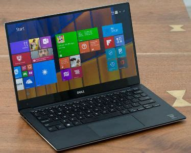 Laptop Dell Kecil ini dia laptop layar 13 inci terkecil di dunia jakartakita