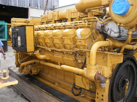 caterpillar boat engines catepilllar 3516b used marine engine