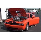Supercharged Dodge Challenger SRT8 The Sound Of Evil