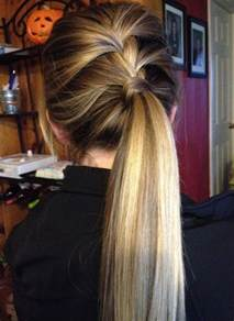 Low Ponytail Hairstyles 10 Ponytail Hairstyles For 2014 New Ponytails To Try