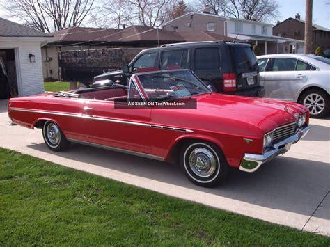 1965 buick skylark base convertible 2 door 4 9l