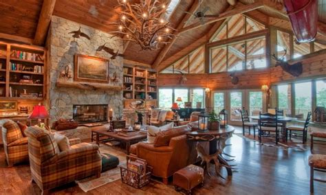 amazing decor ideas luxury mountain log homes luxury log