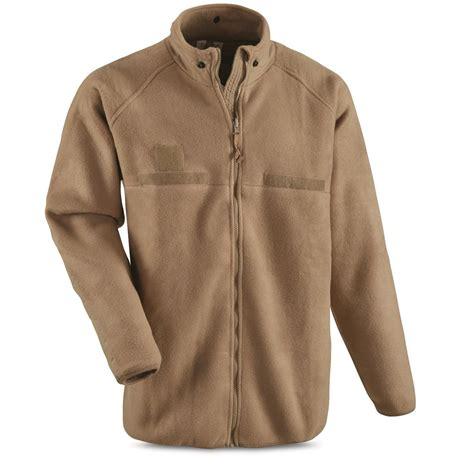 Belgica U Layer Parka u s surplus polartec base layer jacket nomex resistant new 667336