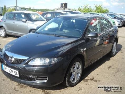 2006 mazda 6 2 0 mzr cd143 to performance car photo and