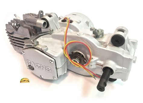 Sachs Motor 505 2by by Nos Sachs 505 2by Two Speed Shifter Engine