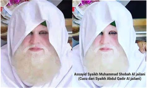 3 Wanita Yg Pernah Menyusui Nabi Muhammad Foto Inilah Wajah Cicit Nabi Muhammad Saw The Soeryono Post