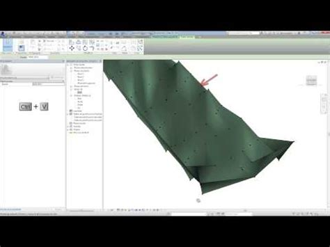 tutorial revit topografia revit crear topograf 237 a a partir de archivo csv youtube