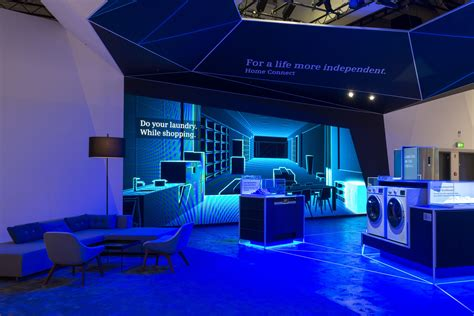 home design trade shows 2015 siemens home appliances and sony at ifa 2015 7 500 square