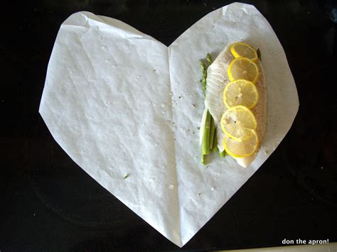 How To Fold Fish In Parchment Paper - how to make fish baked in parchment chowhound