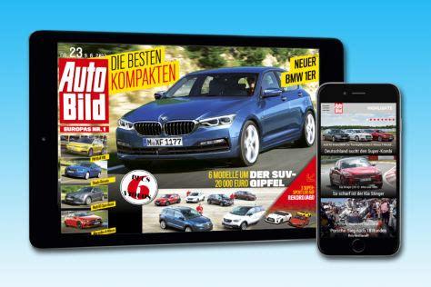 Autobild App by Auto Bild App Eine App F 252 R Tablet Und Smartphone