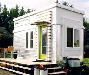 tiny house craigslist man transforms a salvaged trailer into an elegant tiny